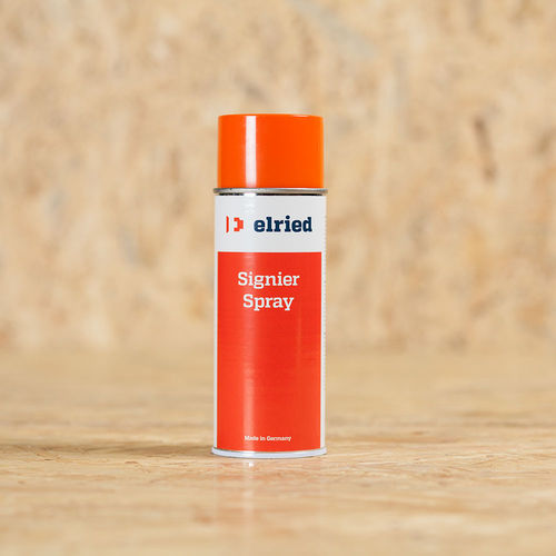 Signierspray Orange